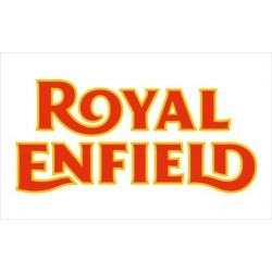 Logo of Royal Enfield